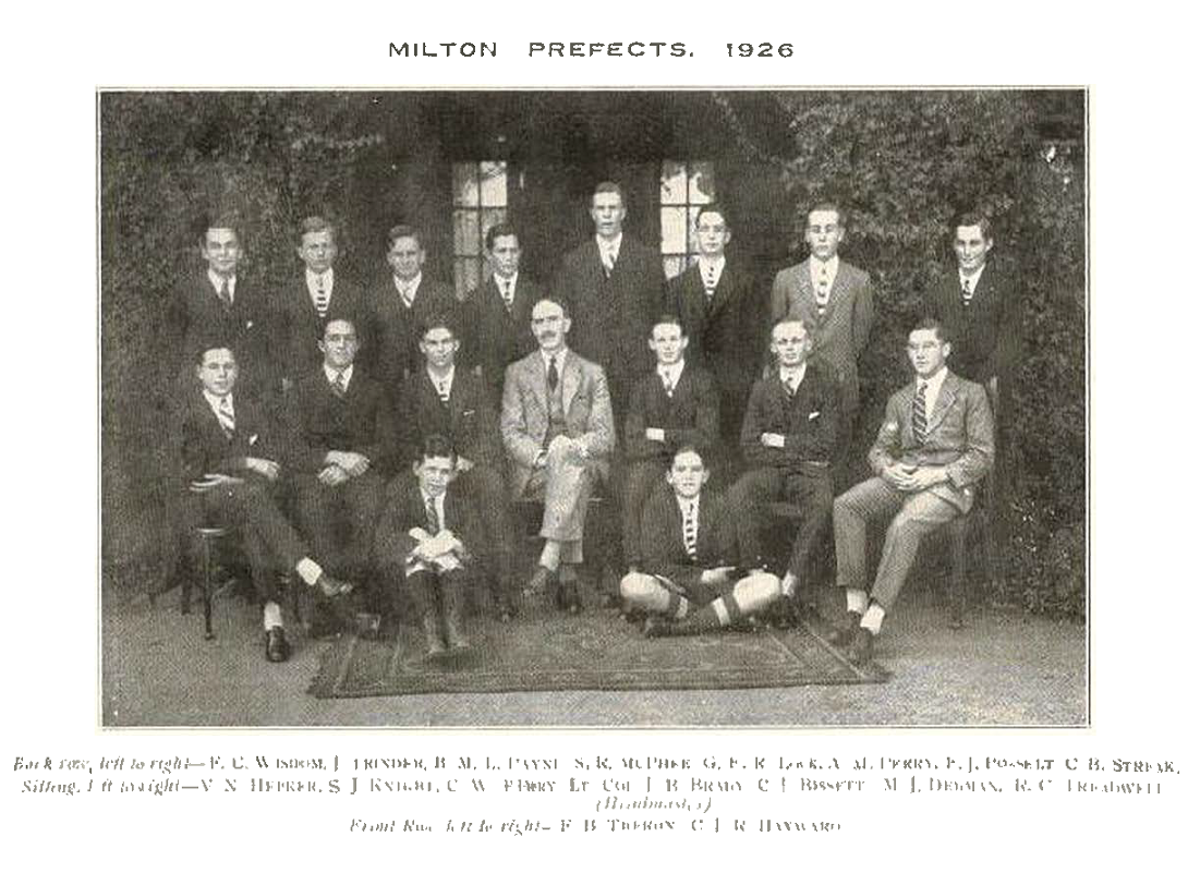 1926_prefects