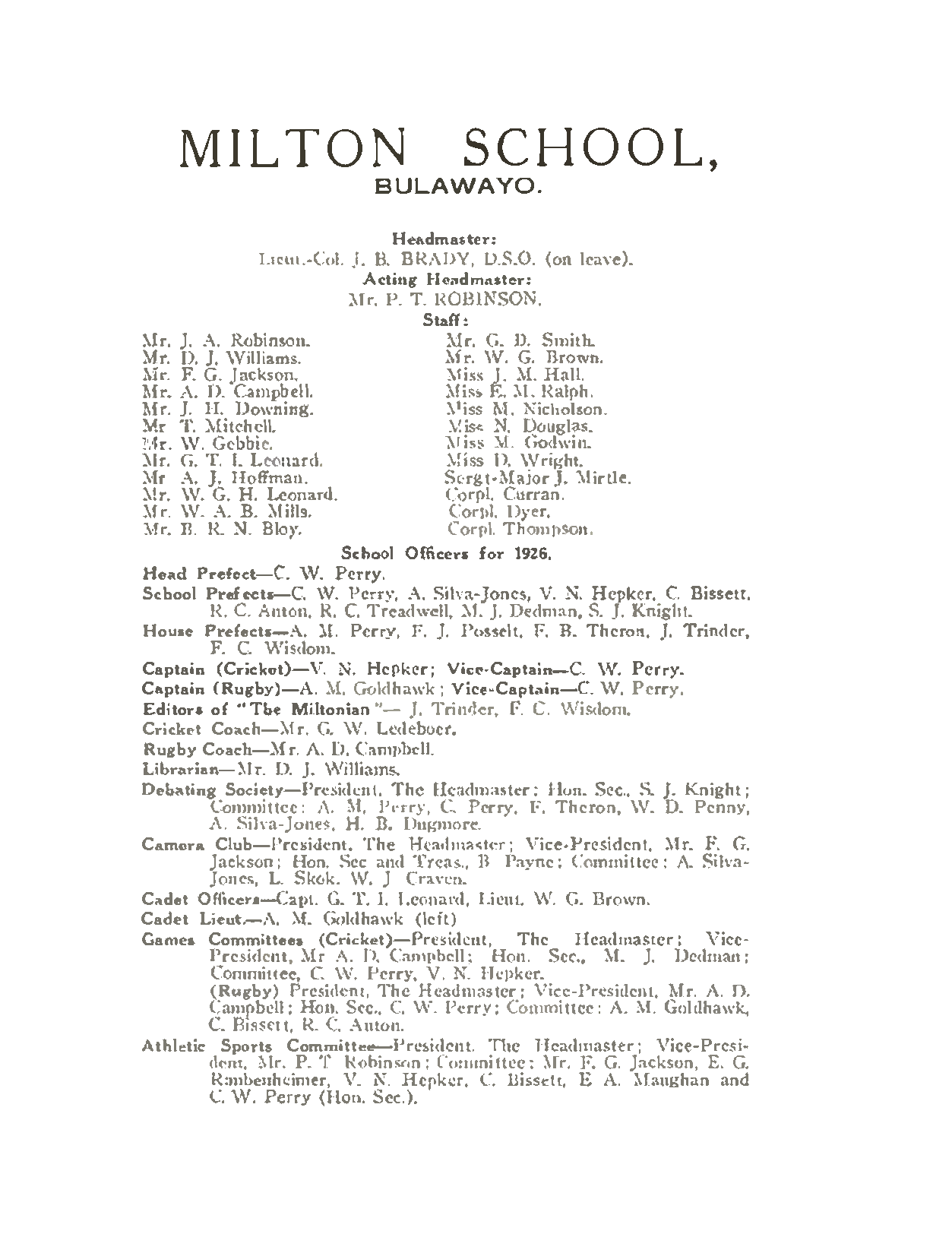 1926_names_prefects_the_miltonian