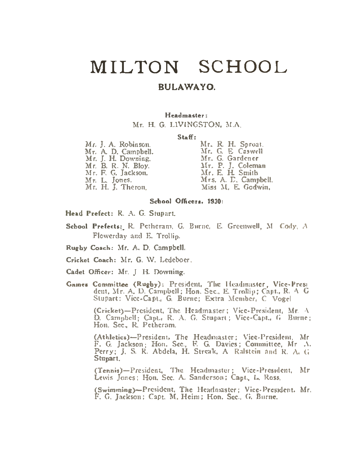 1931_names_prefects_the_miltonian