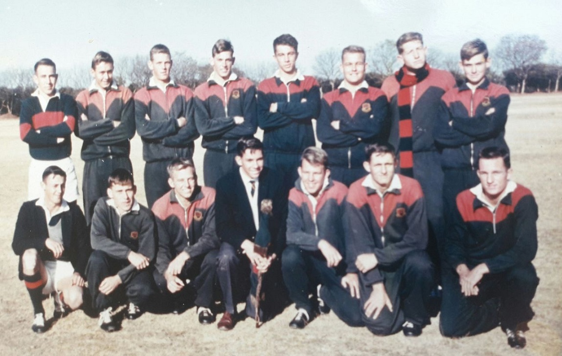 1963_100th_game_plumtree_team