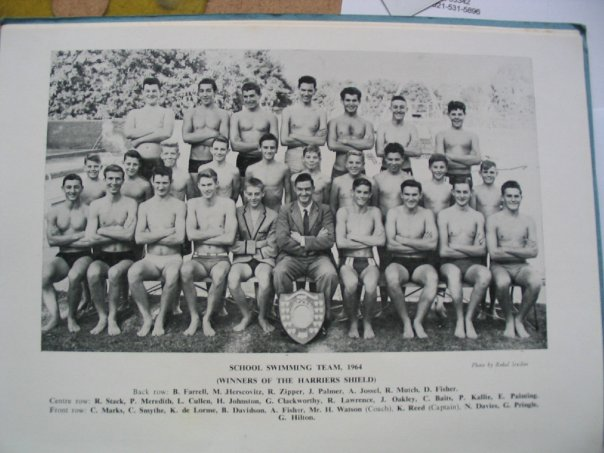 1964_swimmingteam_1964
