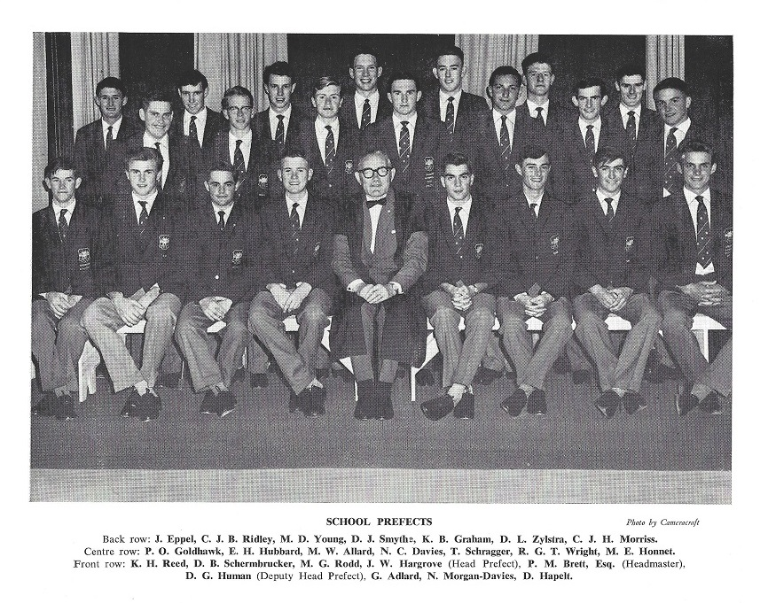 1964_prefects